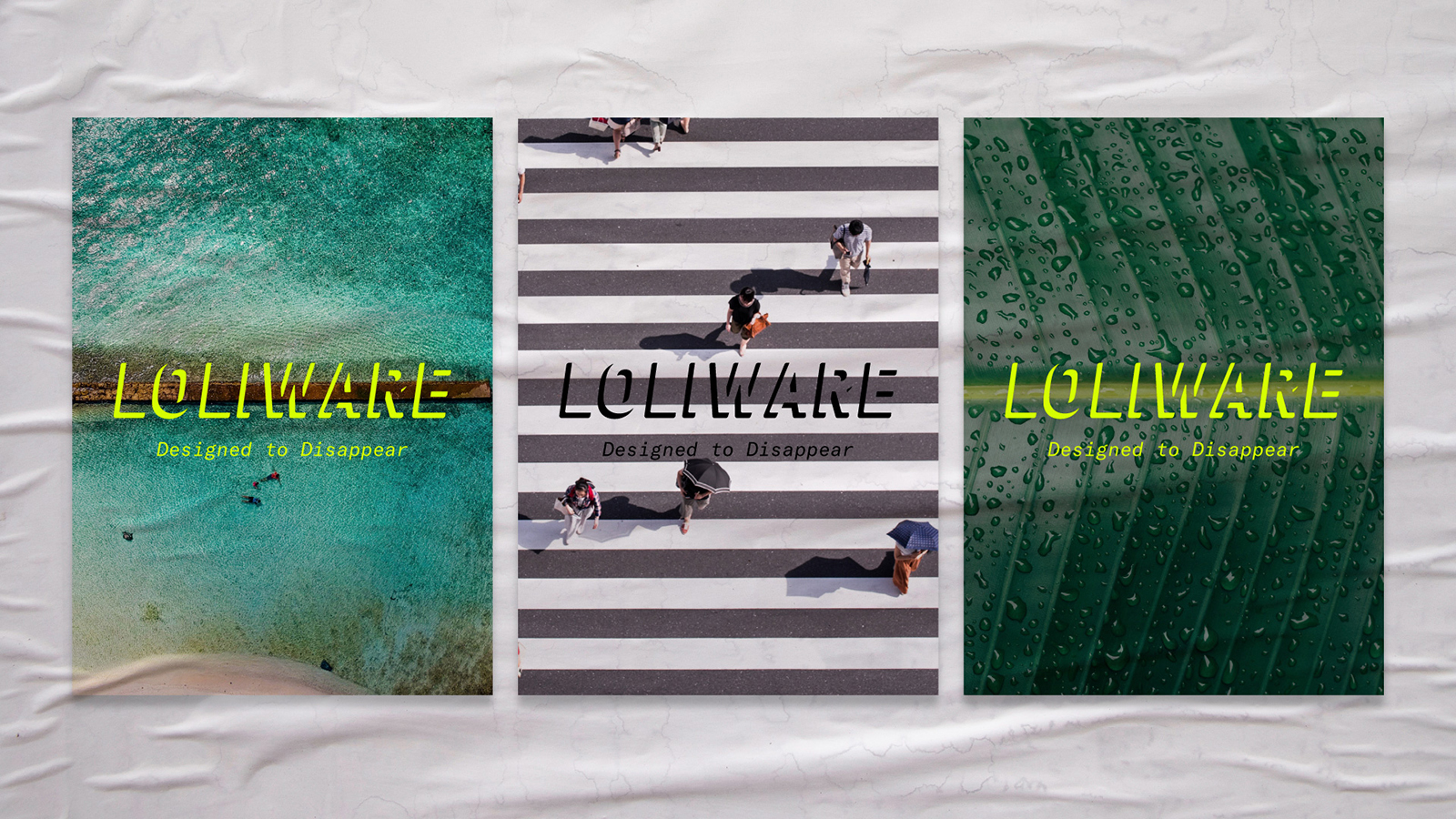 Loliware手机品牌启用全新的品牌VI形象设计-深圳VI设计8