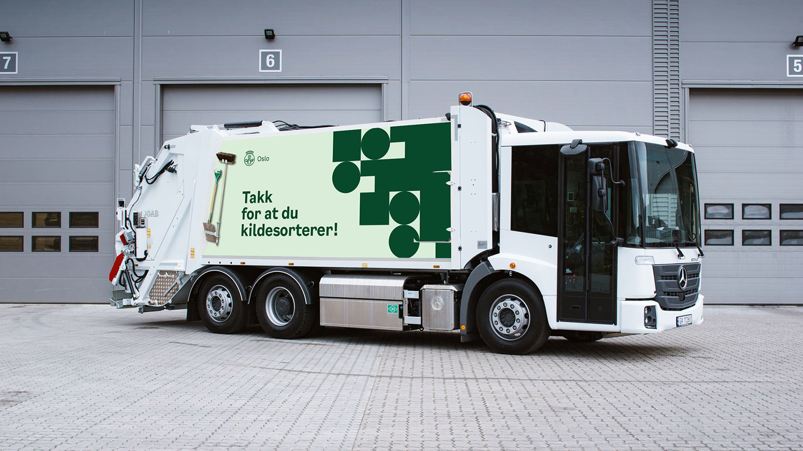 挪威Oslo奥斯陆城市更新全新的品牌logo和vi形象设计-深圳vi设计14