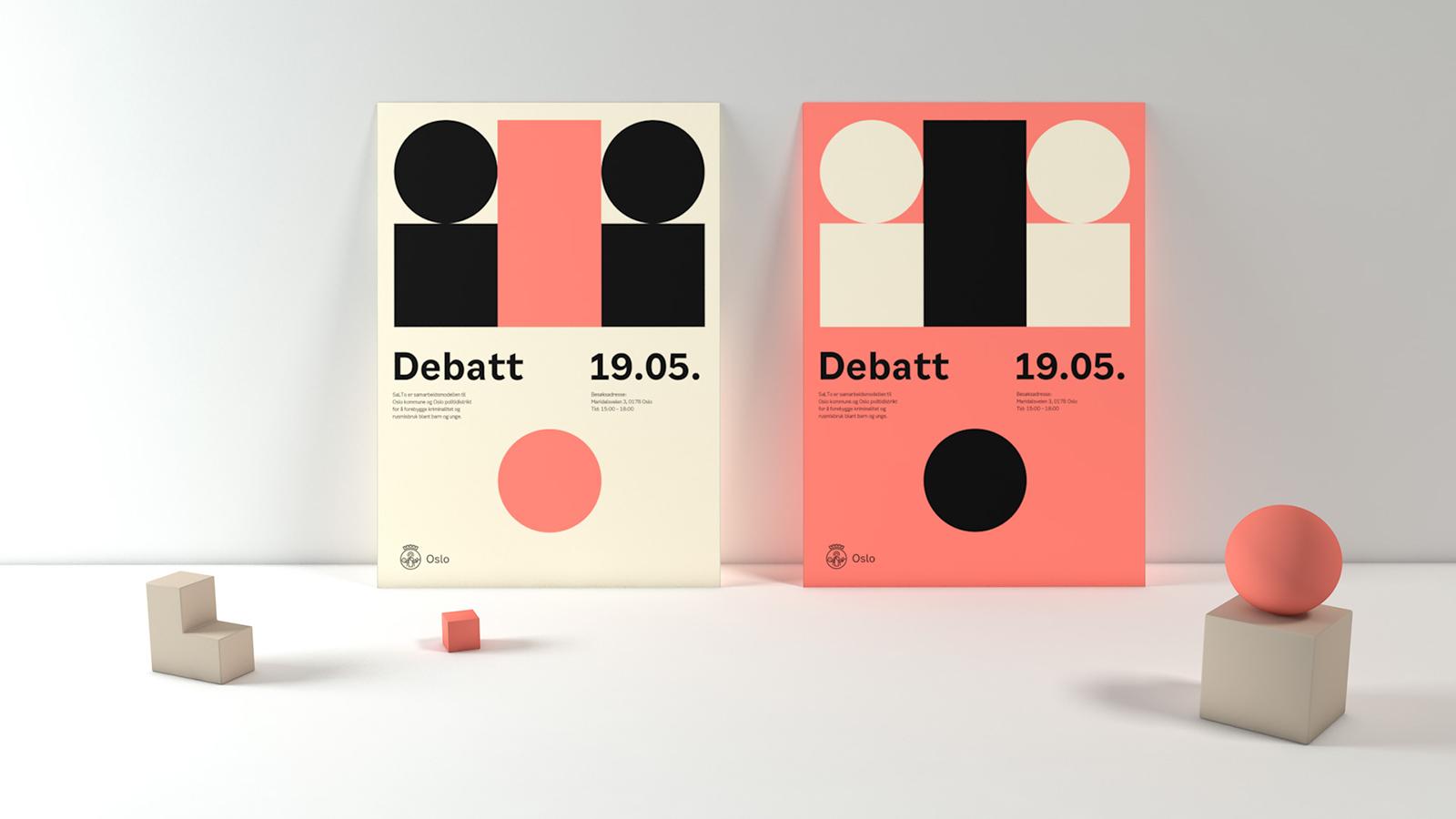挪威Oslo奥斯陆城市更新全新的品牌logo和vi形象设计-深圳vi设计10