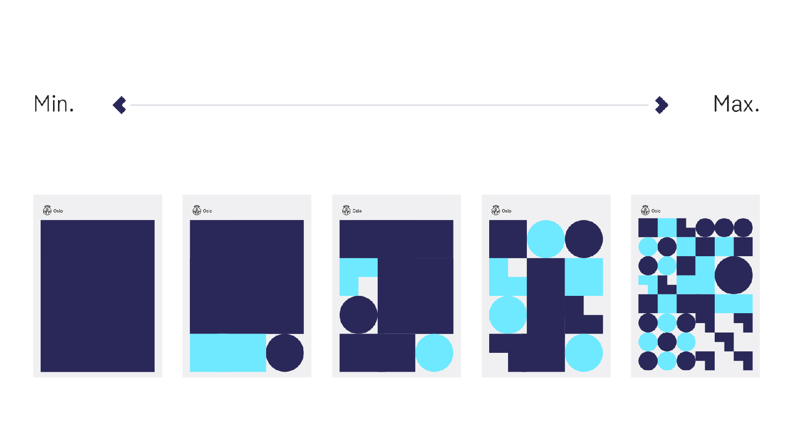 挪威Oslo奥斯陆城市更新全新的品牌logo和vi形象设计-深圳vi设计11