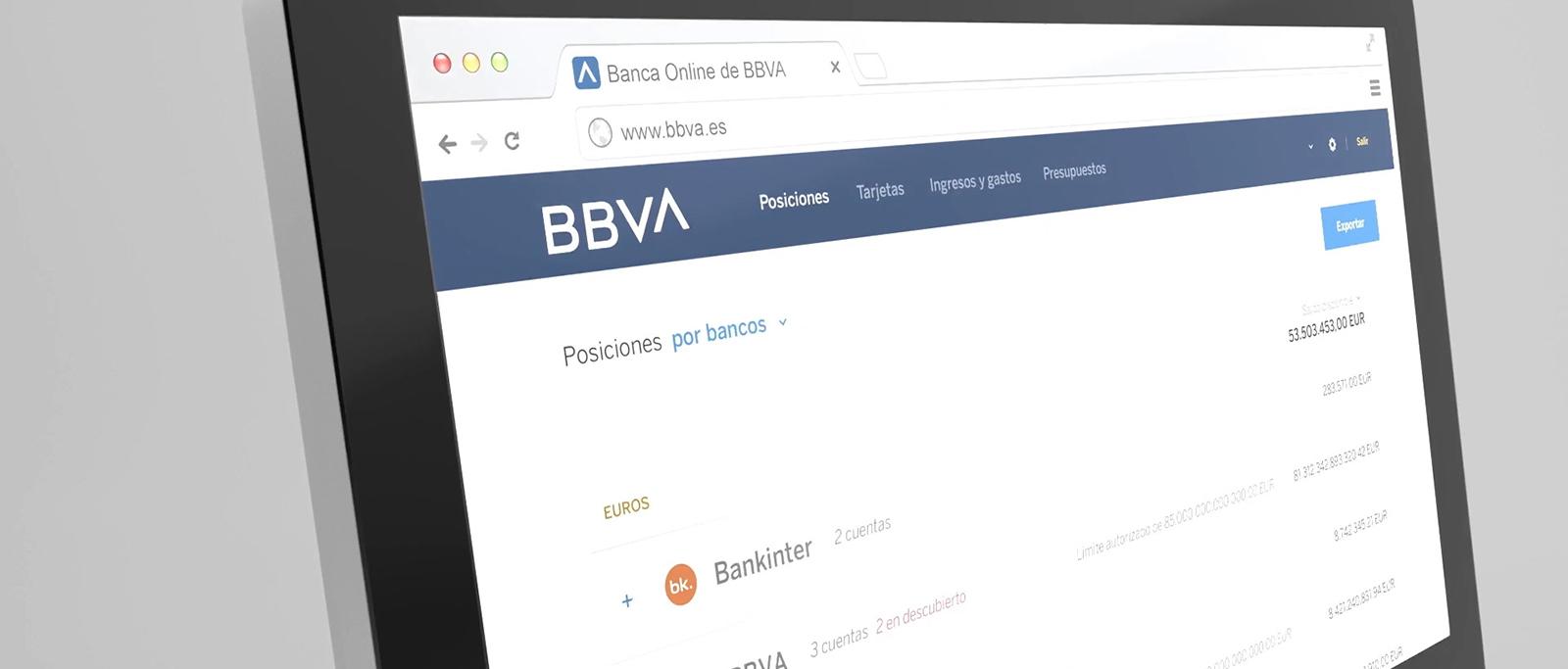 世界上最大的金融機構之一的BBVA啟動全新的品牌VI形象-深圳VI設計6
