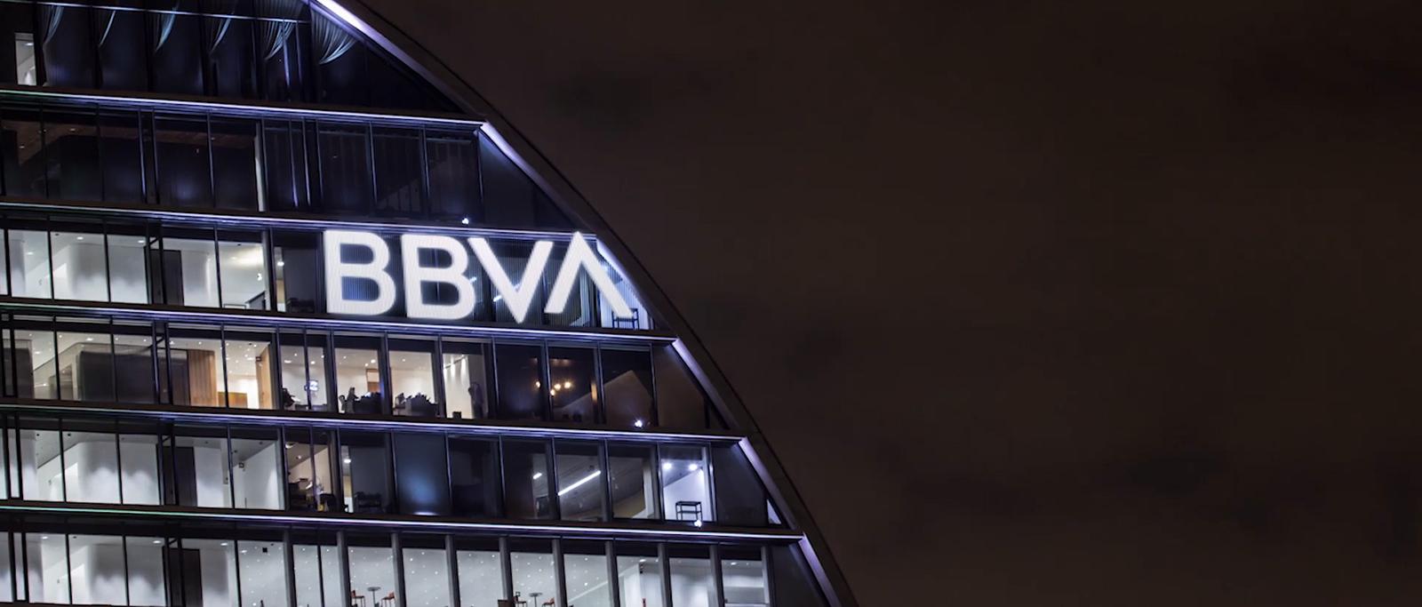 世界上最大的金融機構之一的BBVA啟動全新的品牌VI形象-深圳VI設計8