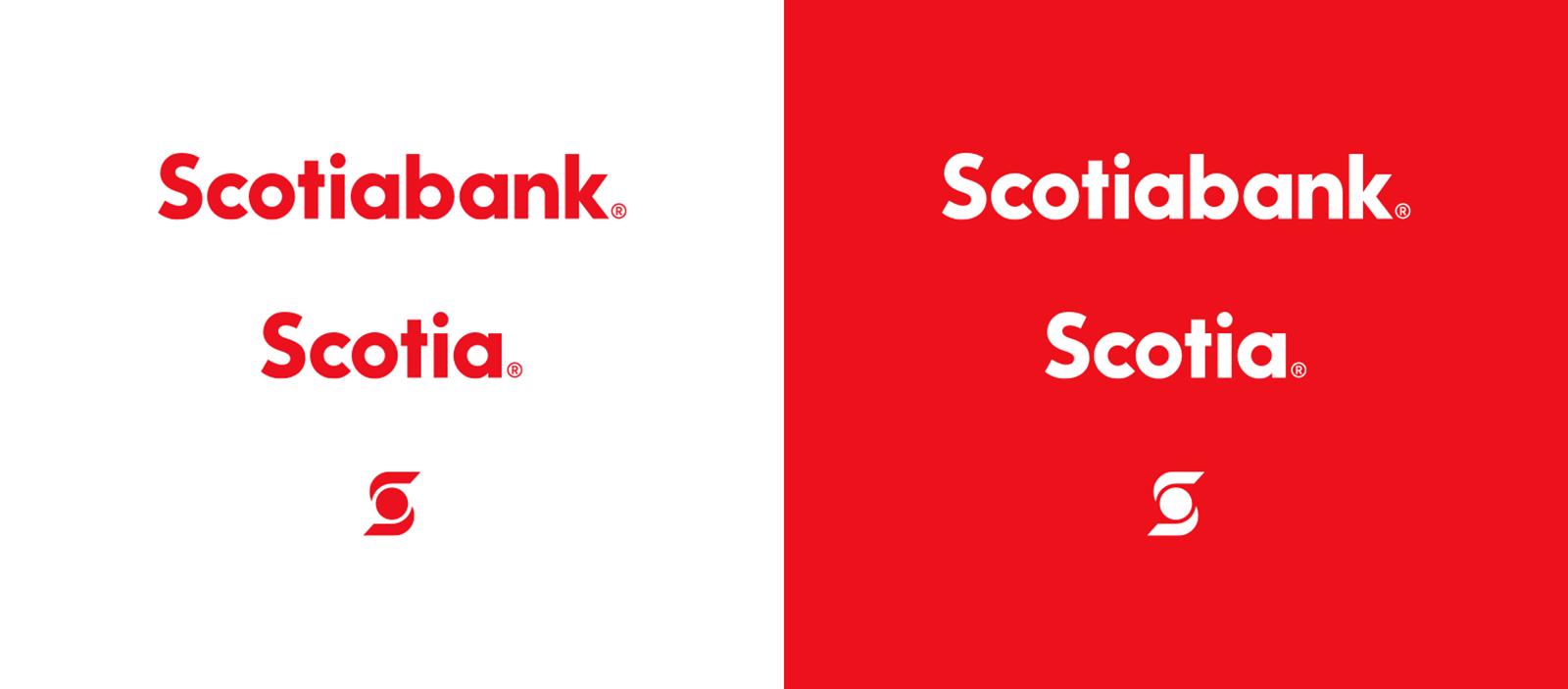 Scotiabank啟用全新的品牌logo和VI視覺形象設計-深圳VI設計5