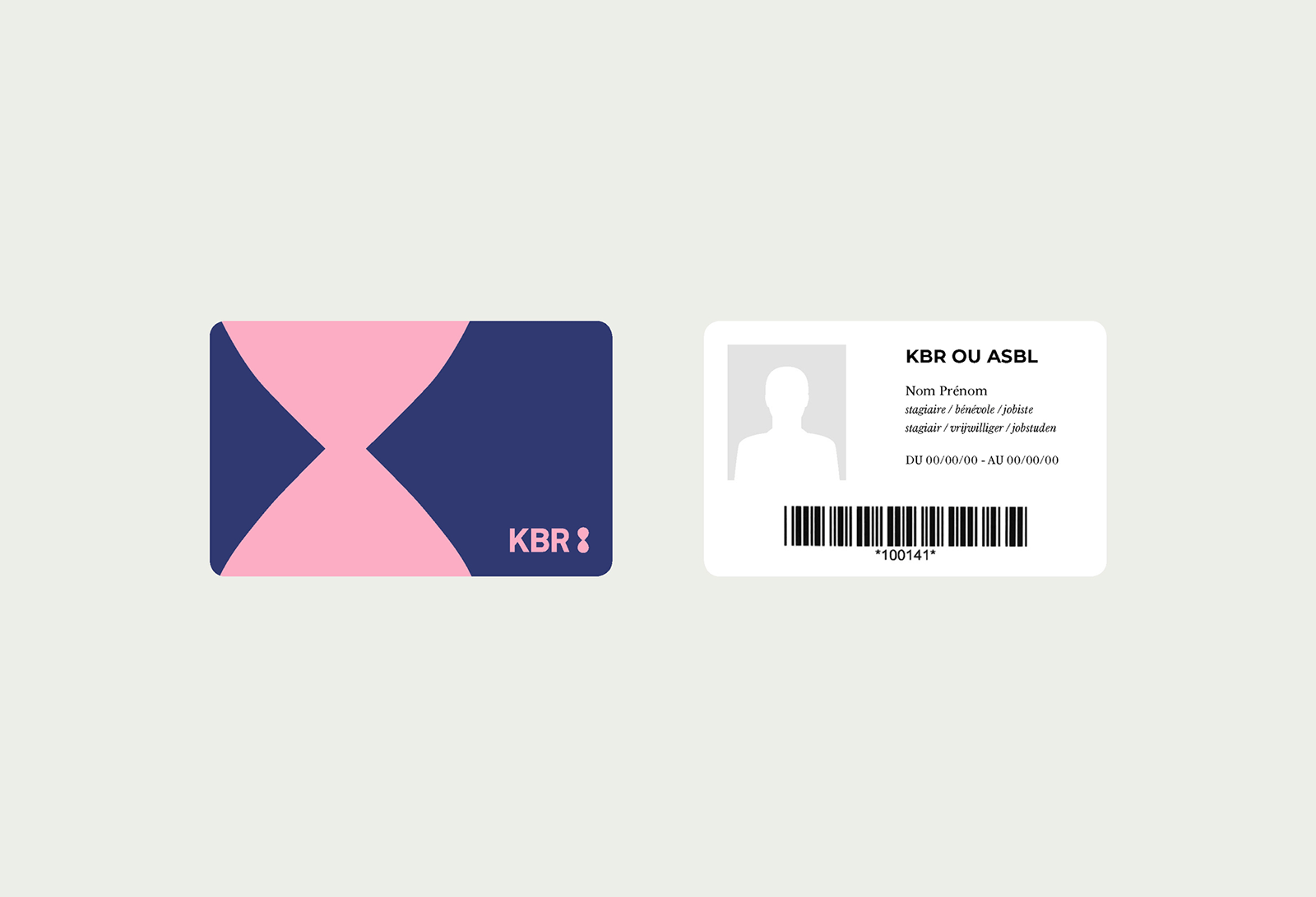 KBR比利时皇家图书馆启用全新的品牌VI形象设计-深圳VI设计8