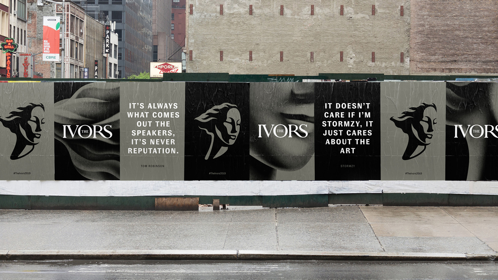 Ivors伊沃学院启动全新的品牌VI视觉形象设计-企业vi设计8