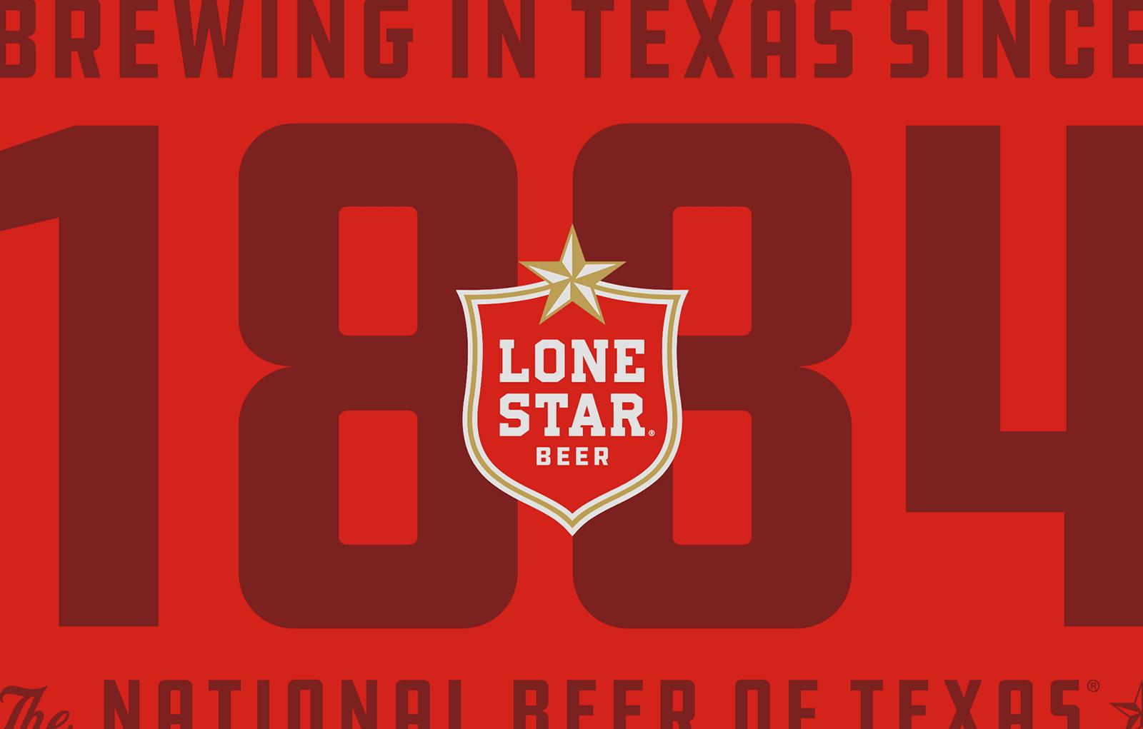 Lone Star孤星啤酒品牌更新全新的品牌VI视觉和包装设计-深圳VI设计3