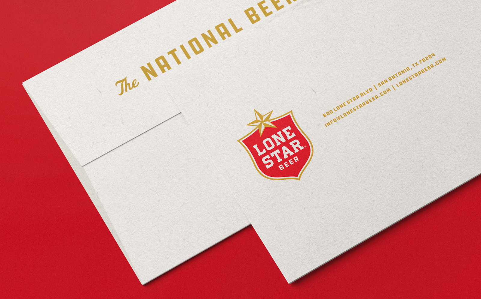 Lone Star孤星啤酒品牌更新全新的品牌VI视觉和包装设计-深圳VI设计8