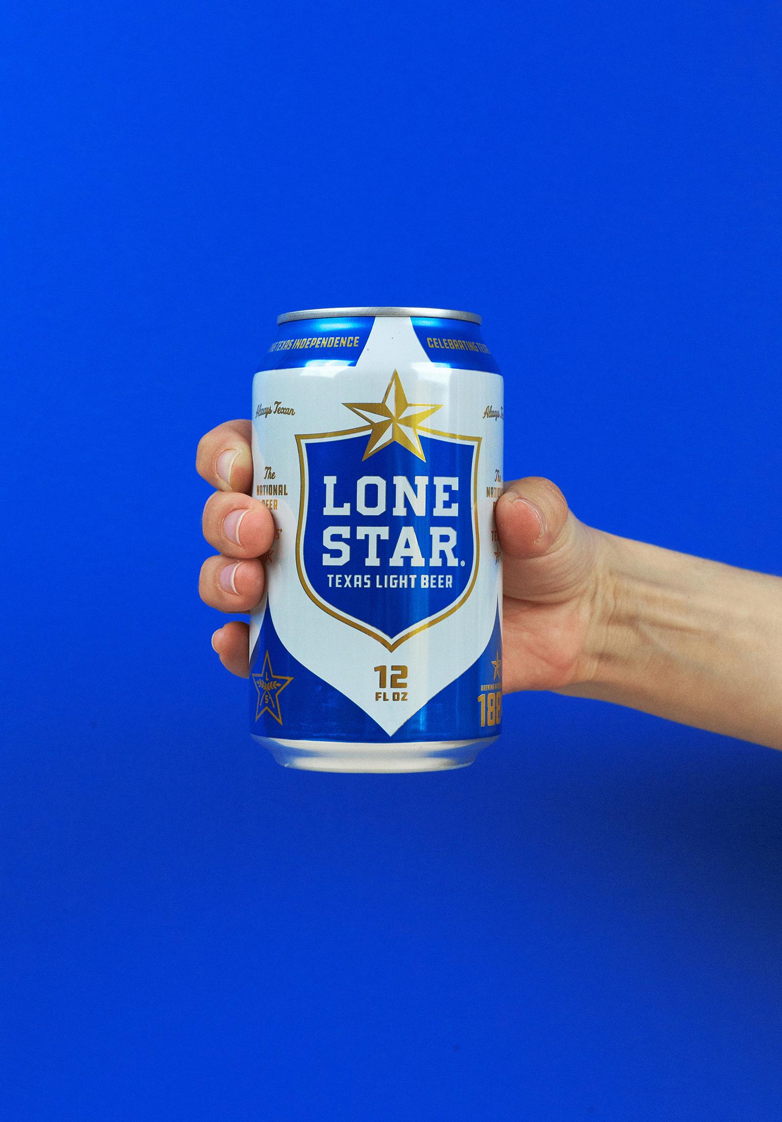 Lone Star孤星啤酒品牌更新全新的品牌VI视觉和包装设计-深圳VI设计15