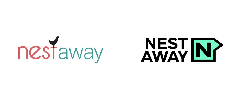 印度Nestaway线上租房平台更新全新的品牌VI设计-深圳VI设计1