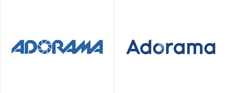 Adorama电子商务网站启用全新的品牌VI形象设计-01