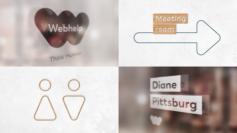 法国巴黎Webhelp品牌启动全新的品牌视觉VIS设计-深圳VI设计15