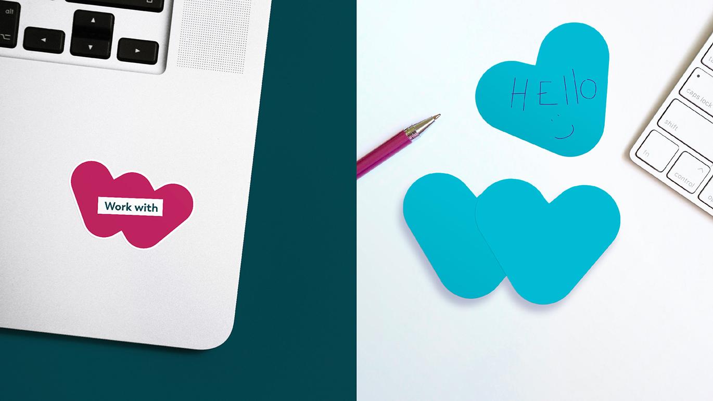 法国巴黎Webhelp品牌启动全新的品牌视觉VIS设计-深圳VI设计13