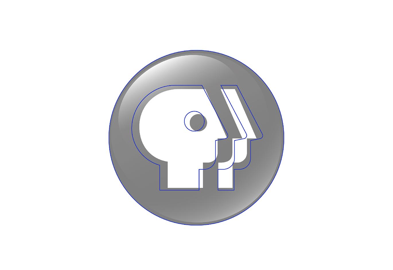 PBS美國公共電視網品牌啟動全新的LOGO設計-深圳VI設計4