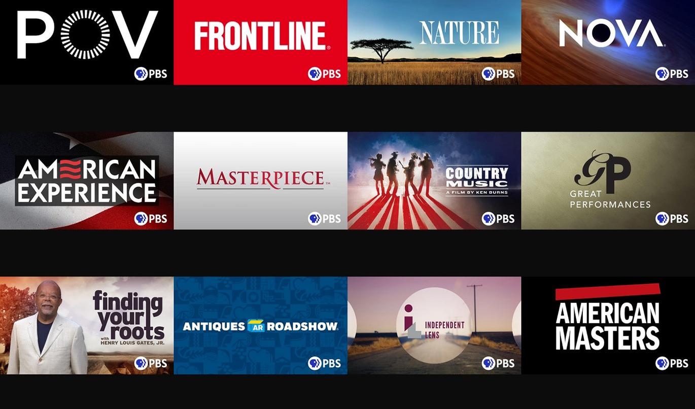 PBS美國公共電視網品牌啟動全新的LOGO設計-深圳VI設計8