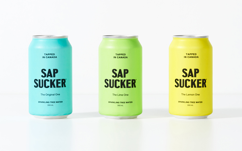 Sapsucker碳酸飲料品牌啟用全新的品牌視覺VI形象系統-深圳VI設計6