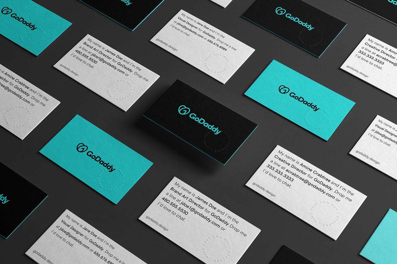 域名注册商和网络托管公司GoDaddy启用全新的品牌VI设计-深圳VI设计7