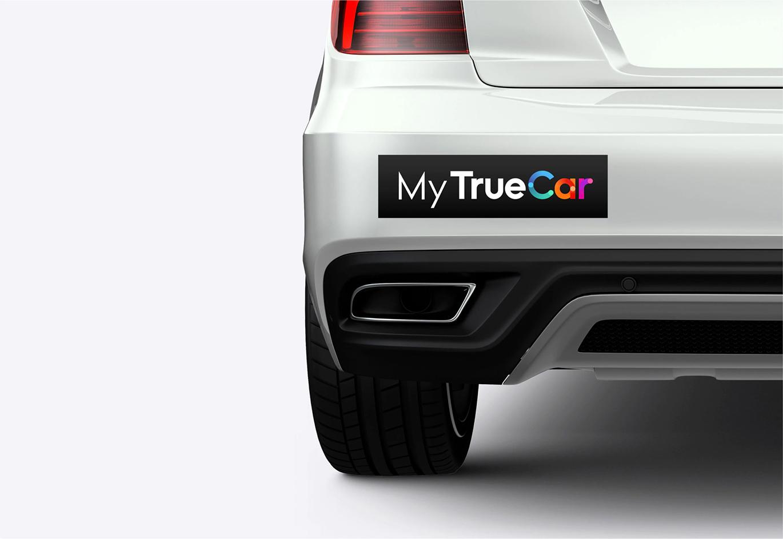 數字汽車市場TrueCar品牌啟用全新的品牌VI形象設計-深圳VI設計6
