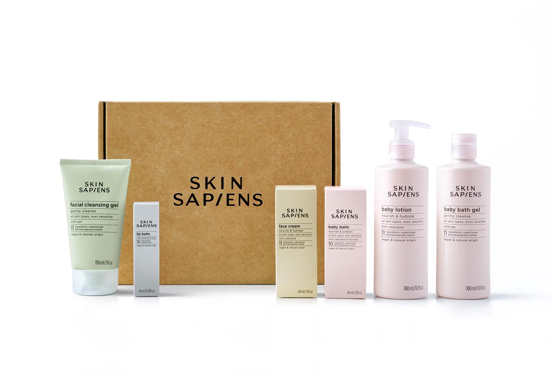 SKIN SAPIENS皮肤护理品牌启用全新的VI和包装设计-深圳品牌设计2