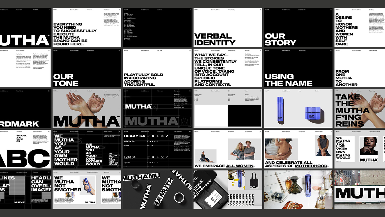 MUTHA護膚品牌上市,品牌VI形象和包裝設計發布-深圳VI設計7