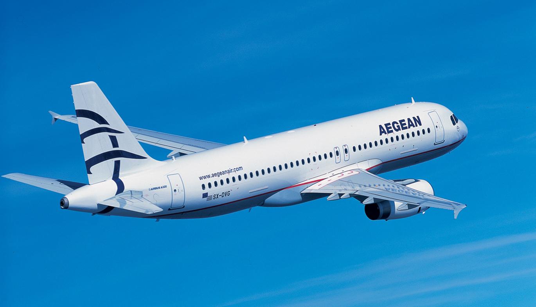 AEGEAN愛琴海航空公司啟用全新的品牌VI視覺形象設計-深圳VI設計5