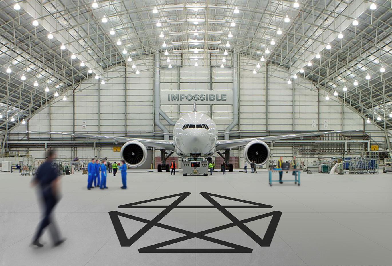 IMPOSSIBLE無人機品牌啟用全新的品牌logo和VI視覺設計-深圳VI設計7