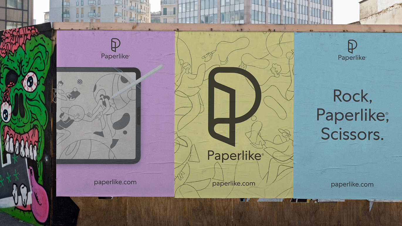 Paperlike屏幕保护膜品牌启用全新的品牌VI视觉形象设计-深圳VI设计10