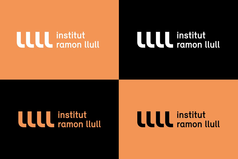 拉蒙·鲁尔研究所(Ramon Llull)启动新的Logo和VI视觉设计-深圳VI设计3