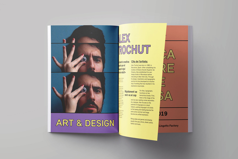 拉蒙·鲁尔研究所(Ramon Llull)启动新的Logo和VI视觉设计-深圳VI设计11