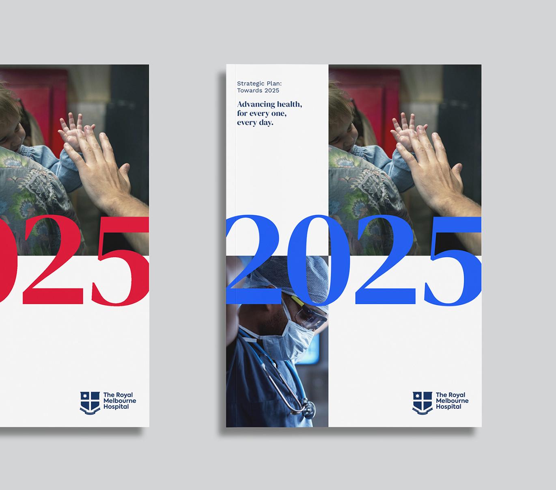 皇家墨爾本醫院啟用全新的品牌VI視覺系統設計-深圳VI設計4