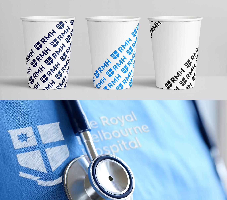 皇家墨爾本醫院啟用全新的品牌VI視覺系統設計-深圳VI設計10