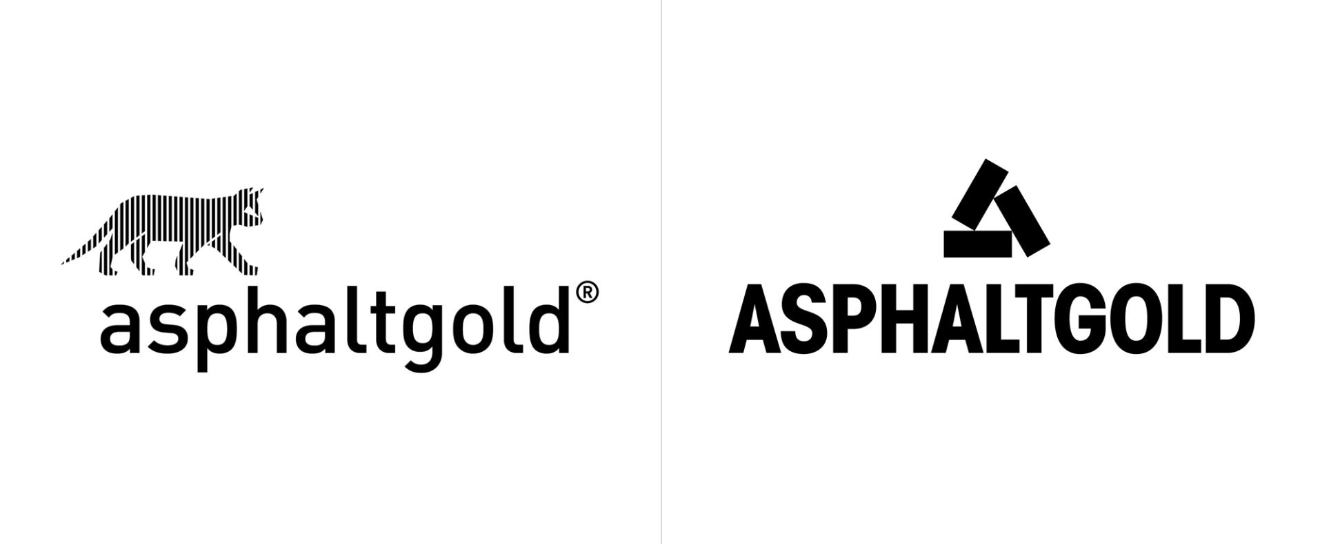 品牌VI設計公司發布Asphaltgold運動品牌企業全新的視覺形象設計-深圳VI設計