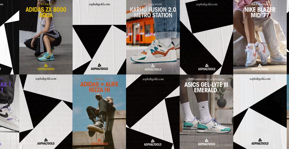 品牌VI設計公司發布Asphaltgold運動品牌企業全新的視覺形象設計-深圳VI設計7