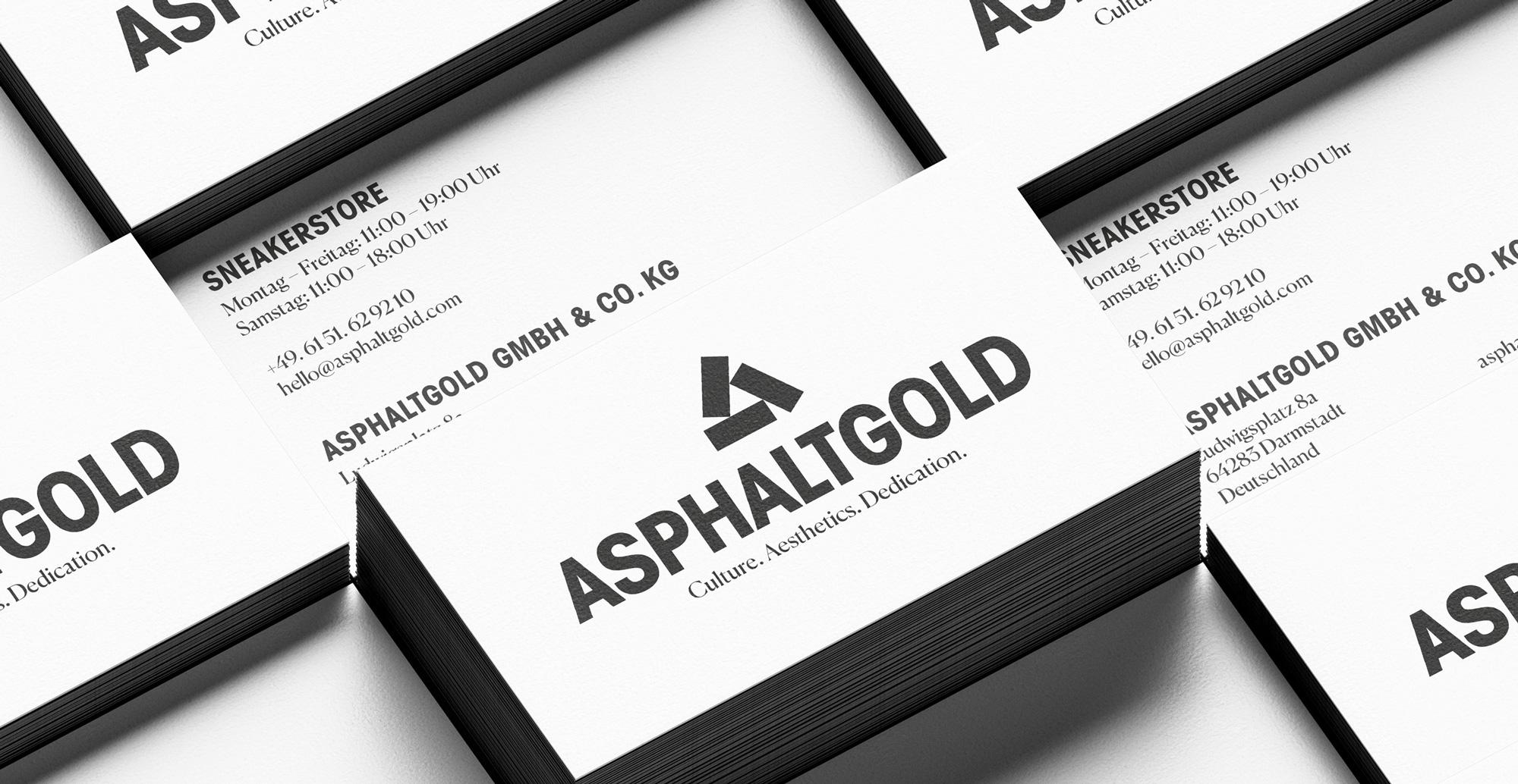 品牌VI設計公司發布Asphaltgold運動品牌企業全新的視覺形象設計-深圳VI設計3