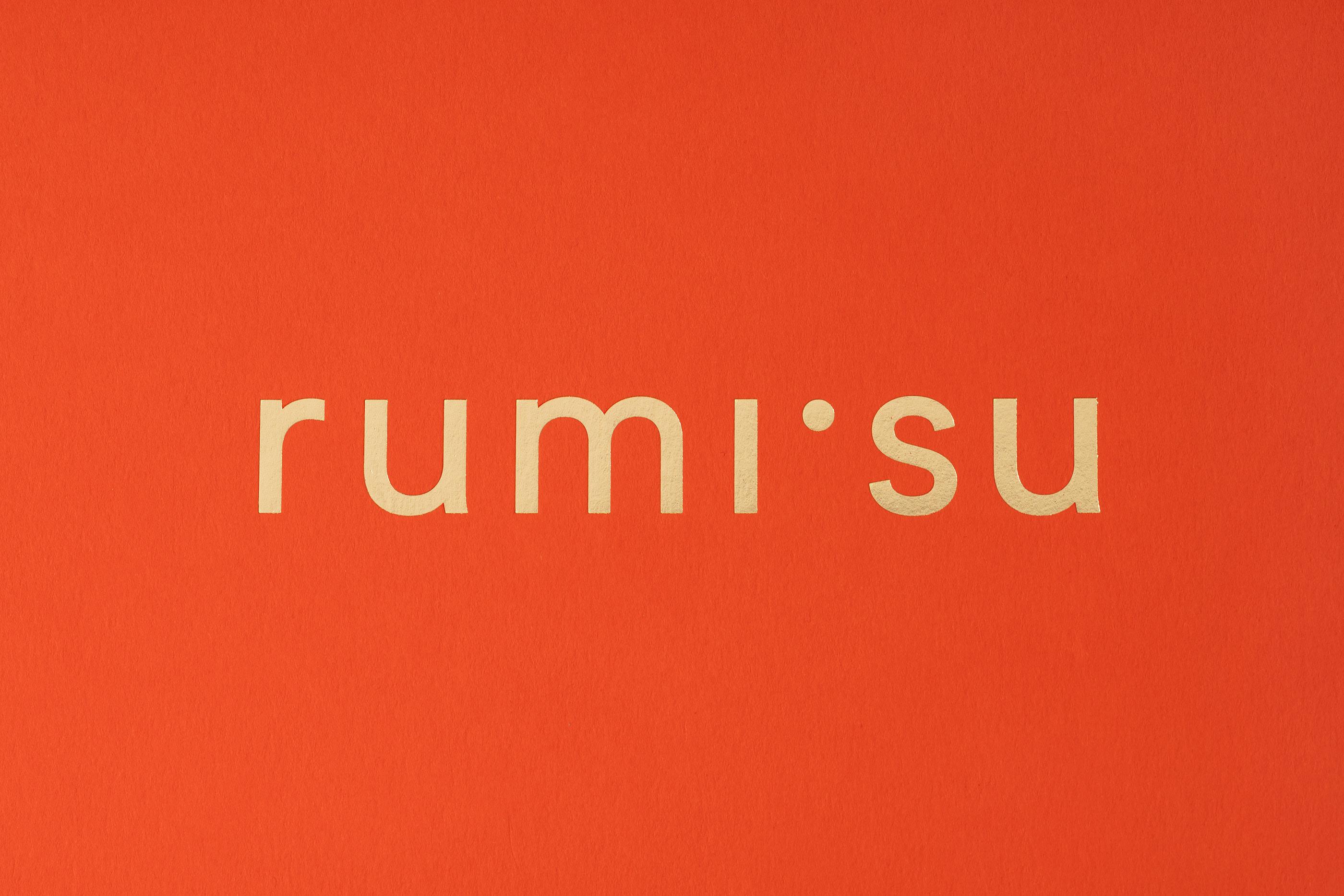 Rumisu原创设计配饰品牌的VI设计进行年轻化的品牌塑造-品牌VI设计3