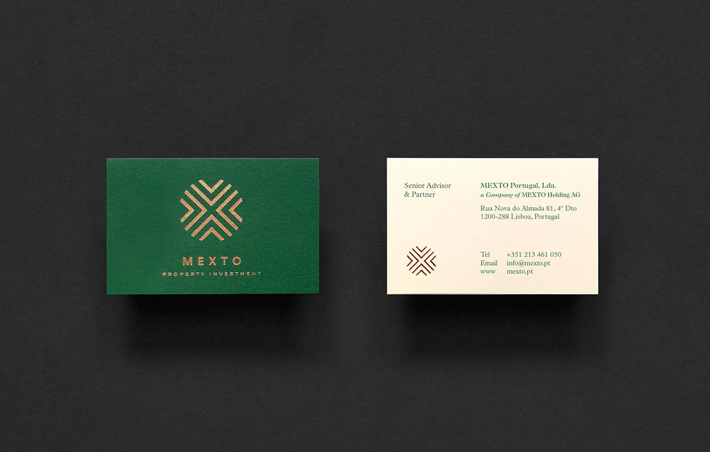 Mexto Property Investment 品牌VI视觉形象设计欣赏-深圳VI设计公司3