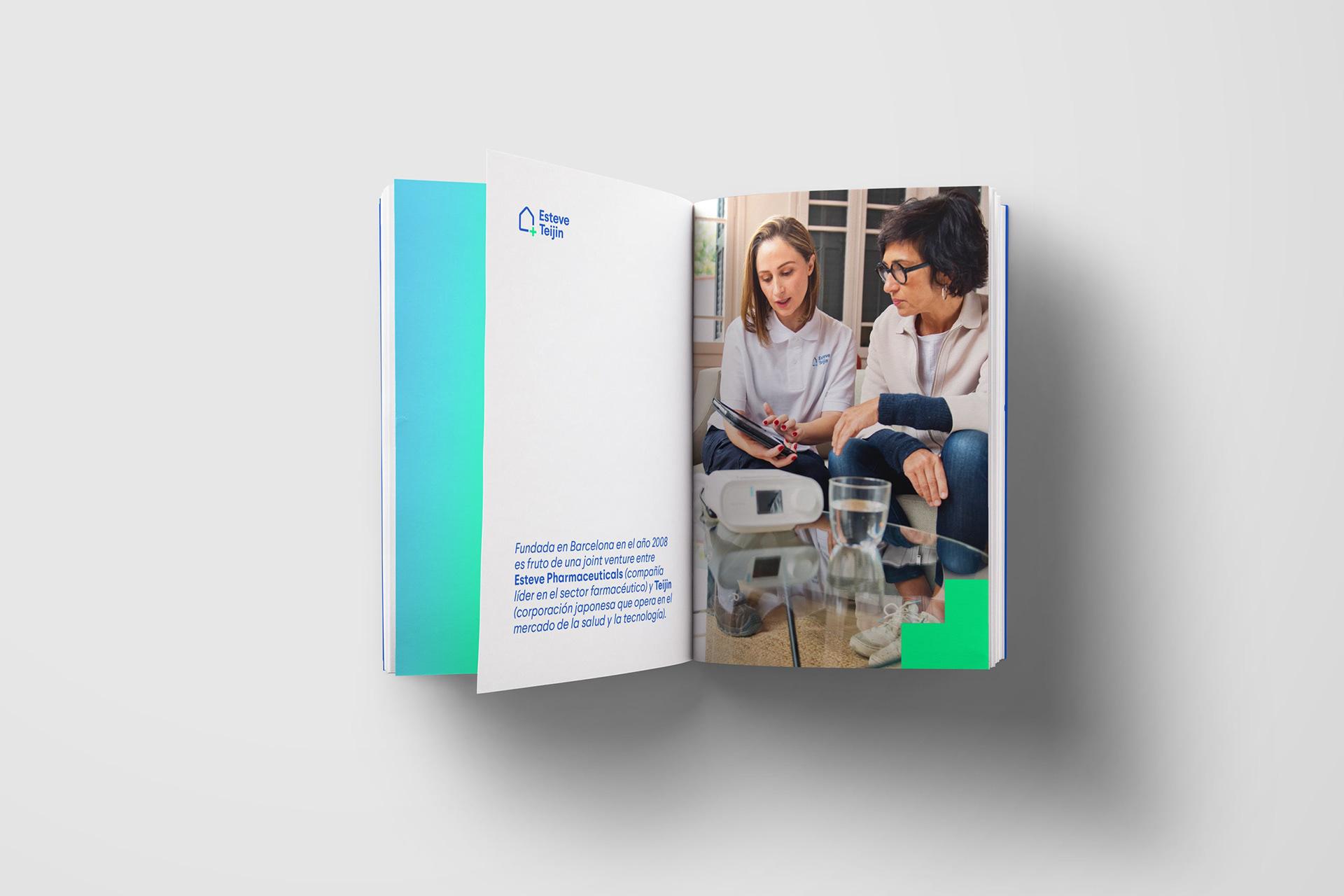 家庭健康治疗品牌Esteve Teijin的品牌VI设计欣赏-深圳VI设计9
