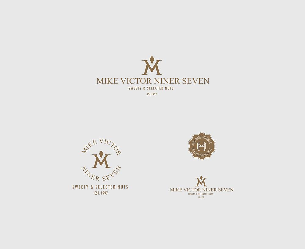 深圳品牌VI设计公司分享糖果食品品牌VI设计案例-品牌Logo设计