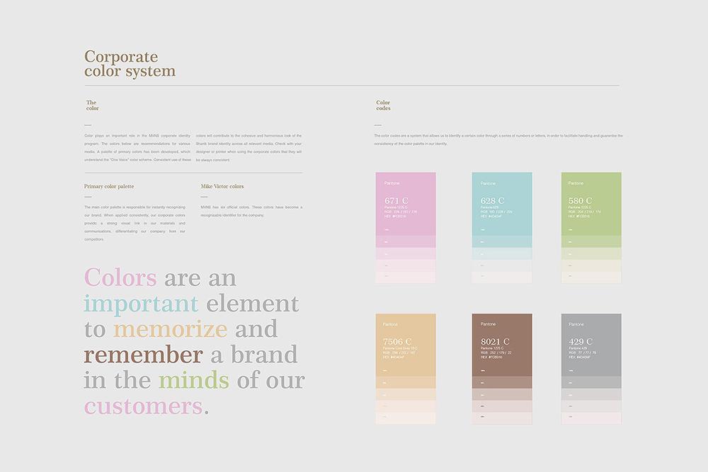 深圳品牌VI设计公司分享糖果食品品牌VI设计案例-品牌VI手册