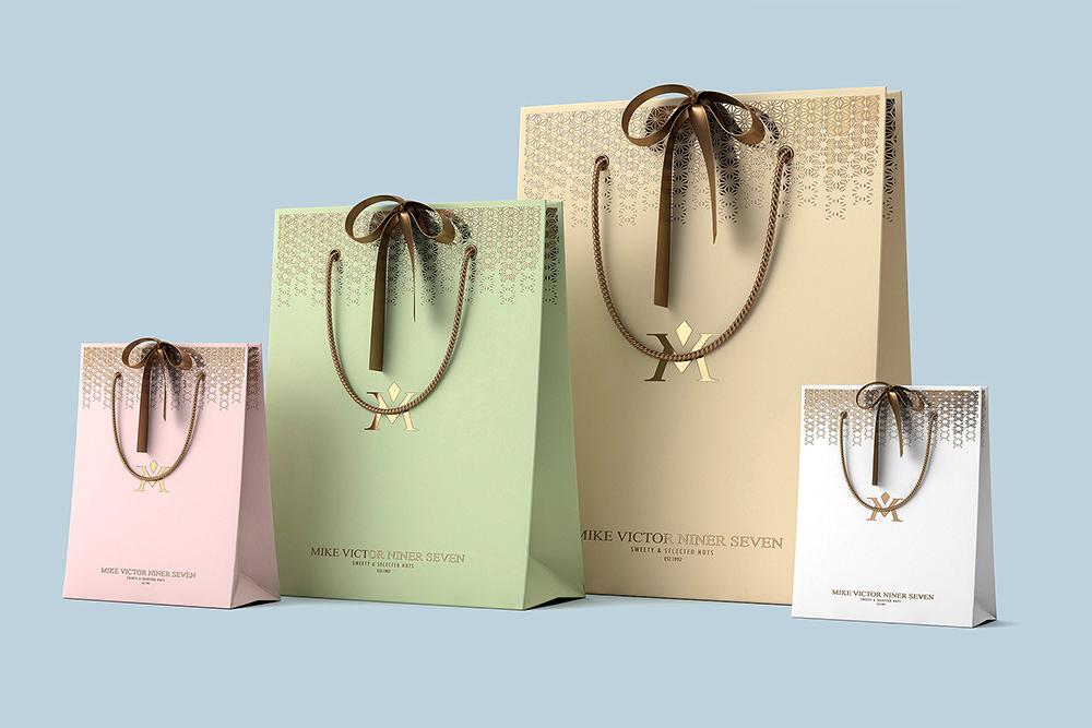 深圳品牌VI设计公司分享糖果食品品牌VI设计案例-VI设计案例