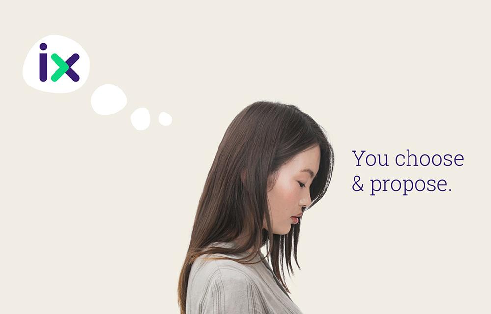 深圳科技品牌VI设计:InfoMix品牌视觉形象设计-科技公司VI