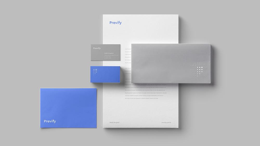 深圳品牌策划设计公司更新Multify and Prevify金融服务公司品牌VI设计_VI设计