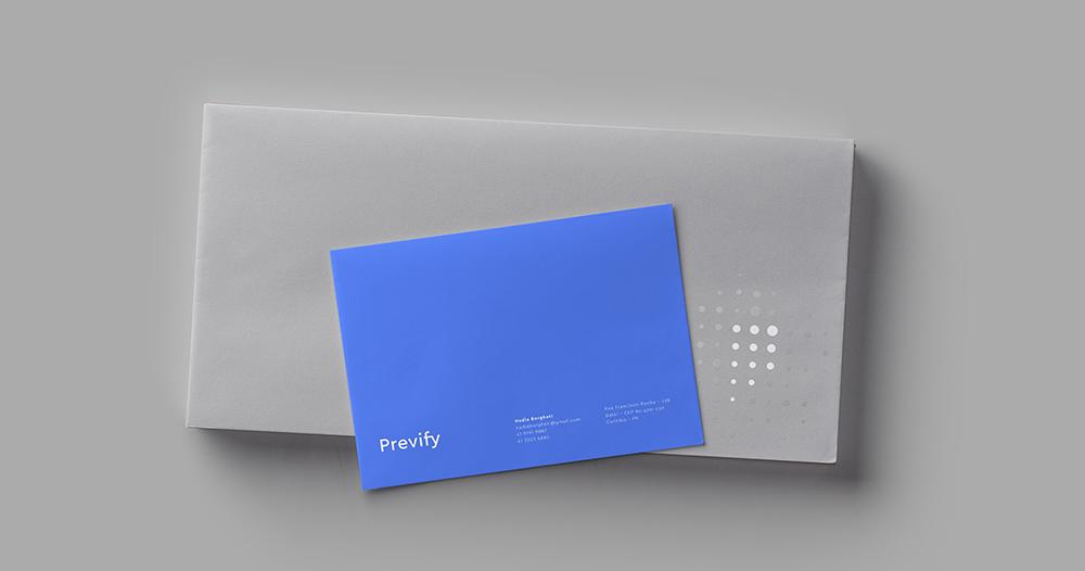 深圳品牌策划设计公司更新Multify and Prevify金融服务公司品牌VI设计_企业VI宣传设计