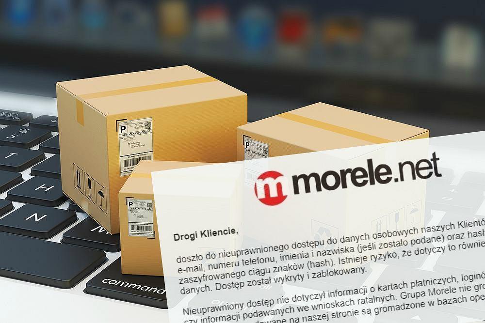 互联网品牌VI设计公司最新发布波兰电商品牌Morele更新全新品牌形象_电商品牌logo