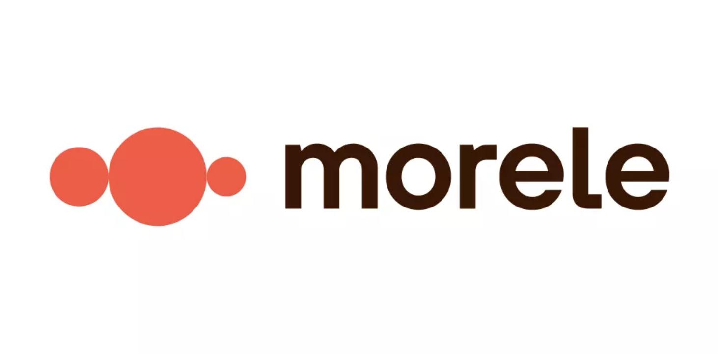 互联网品牌VI设计公司最新发布波兰电商品牌Morele更新全新品牌形象_深圳logo设计